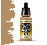 Vallejo Model Air US Earth Yellow - 17ml - 71291