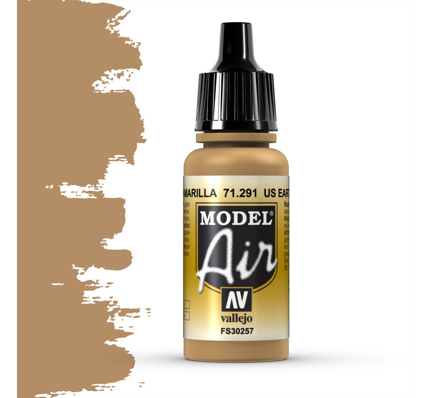 Model Air US Earth Yellow - 17ml - 71291