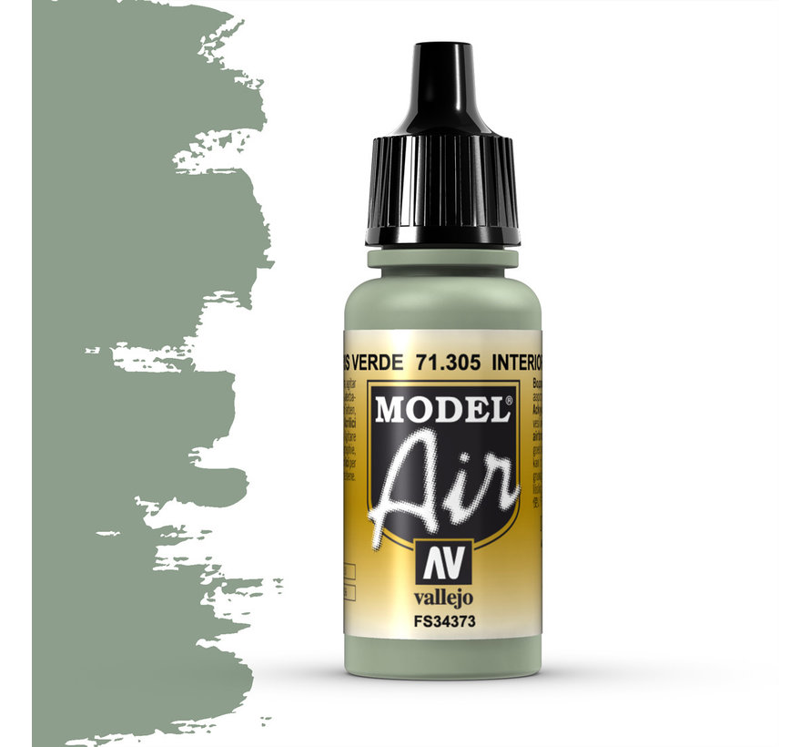 Model Air Interior Grey Green - 17ml - 71305