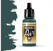Vallejo Model Air IJN Deep Dark Green - 17ml - 71310