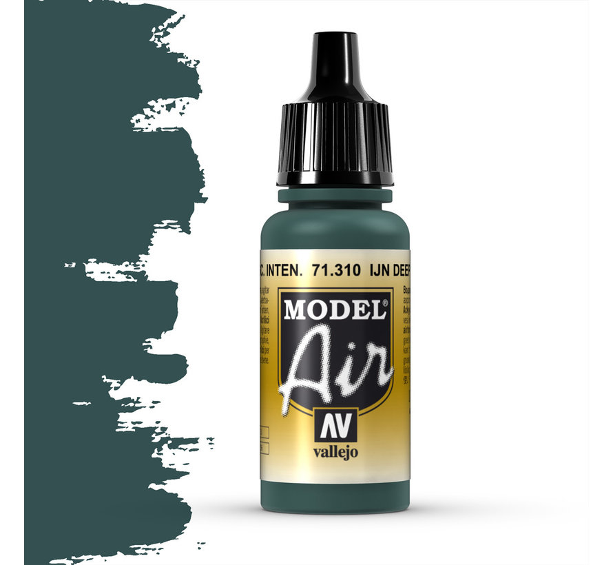 Model Air IJN Deep Dark Green - 17ml - 71310