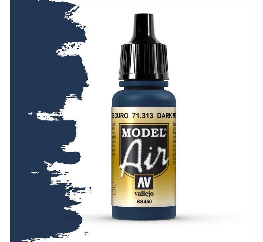 Model Air Dark Mediterranean Blue - 17ml - 71313