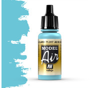 Vallejo Model Air AII SV. Gol Light Blue - 17ml - 71317