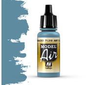 Vallejo Model Air AMT-7 Greyish Blue - 17ml - 71318