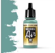 Vallejo Model Air A-28M Greyish Blue - 17ml - 71319