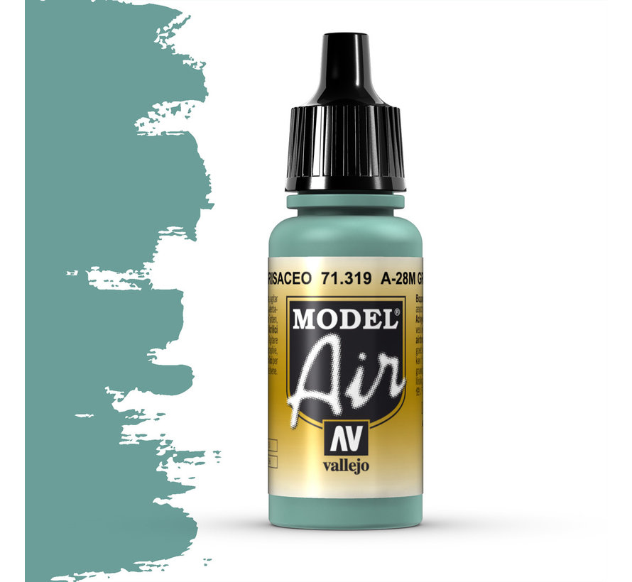 Model Air A-28M Greyish Blue - 17ml - 71319