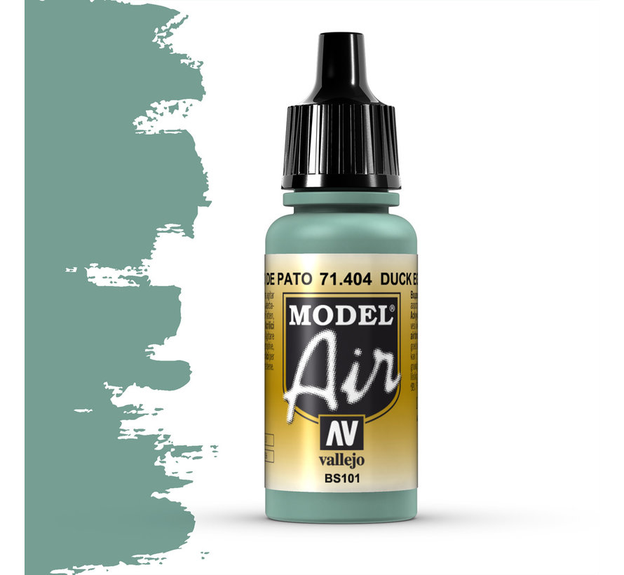 Model Air No 1 Sky Blue Duck Egg Blue - 17ml - 71404