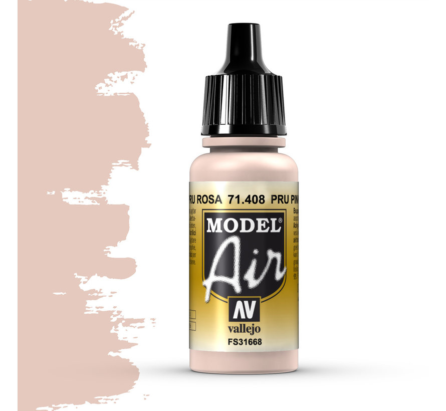Model Air PRU Pink - 17ml - 71408