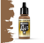 Vallejo Model Air IJA Dark Beige - 17ml - 71416