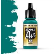Vallejo Model Air Aotake Translucent Blue - 17ml - 71419