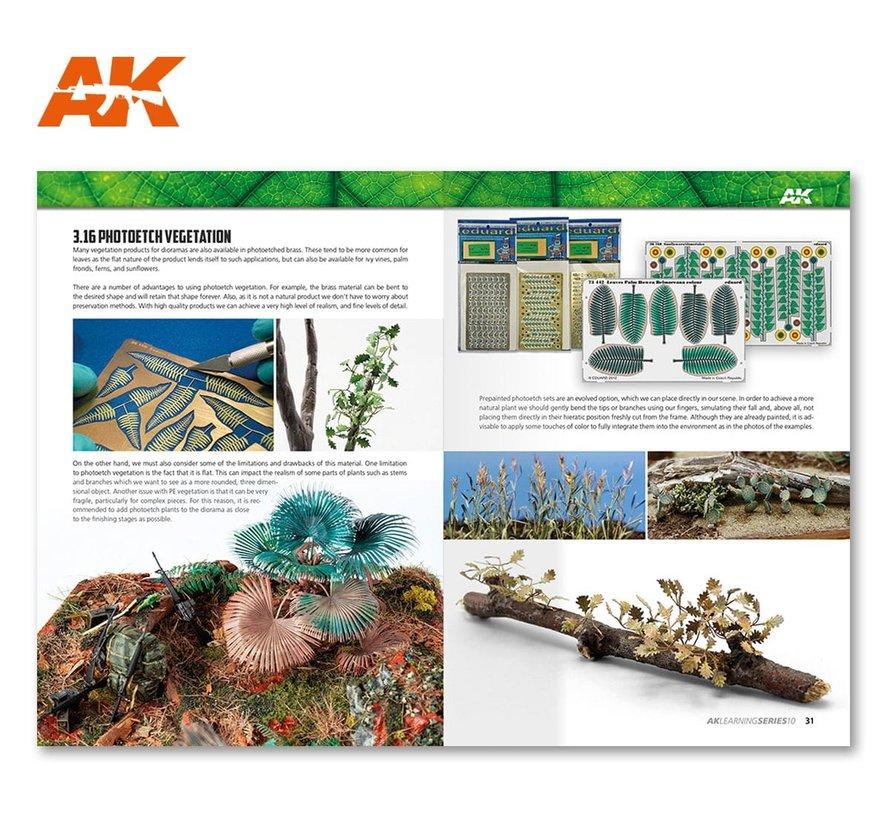 Mastering Vegetation - AK Learning Series nr 10 - Engels - 84pag - AK-295