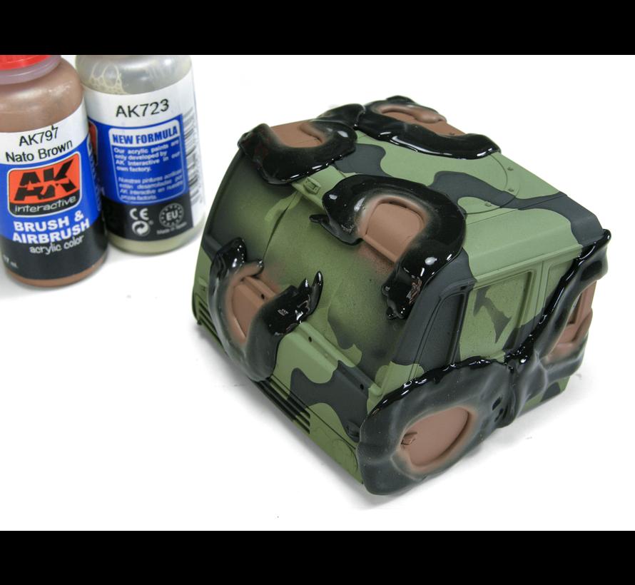 Elastic Masking Putty - 80gr - AK8076