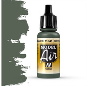 Vallejo Model Air Green Grey - 17ml - 71341