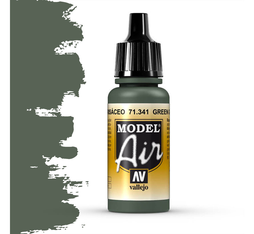 Model Air Green Grey - 17ml - 71341