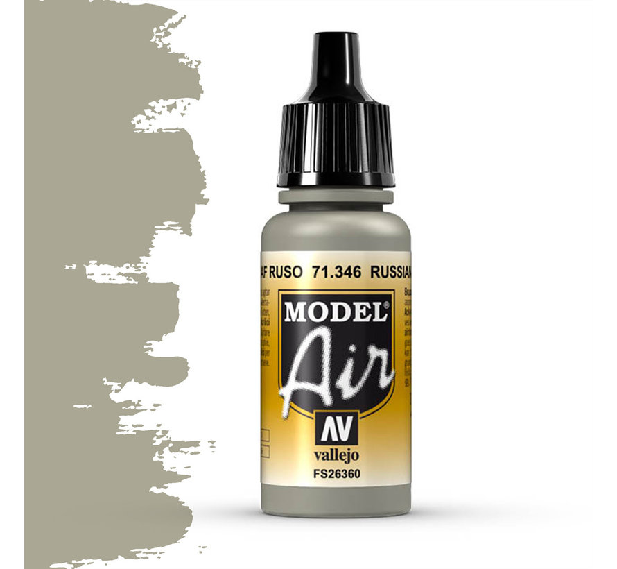 Model Air Russian AF Grey N.4 - 17ml - 71346