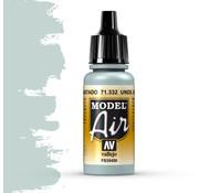 """Vallejo Model Air Underside Blue """"Faded"""" - 17ml - 71332"""