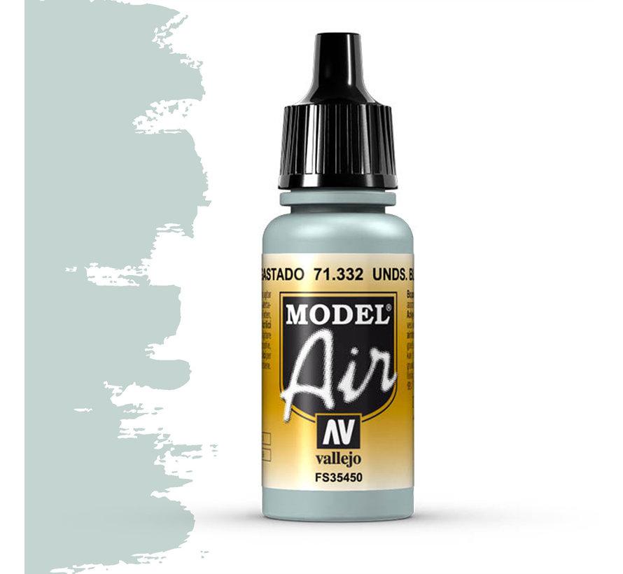 """Model Air Underside Blue """"Faded"""" - 17ml - 71332"""