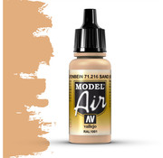 Vallejo Model Air 2Nd.Shadow - 17ml - 71216