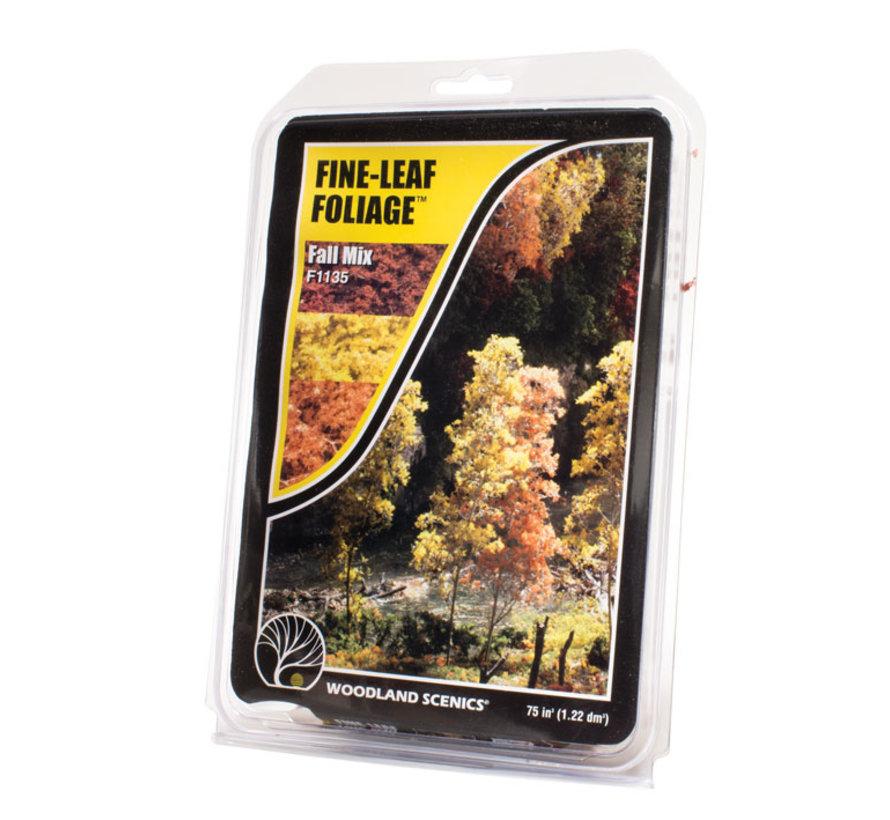 Fine Leaf Foliage Fall Mix - 1,22dm³ - WLS-F1135
