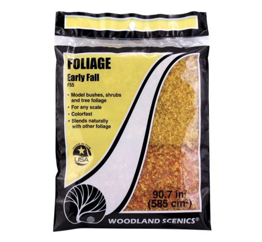 Fall Foliage Early Fall - 464cm² - WLS-F55