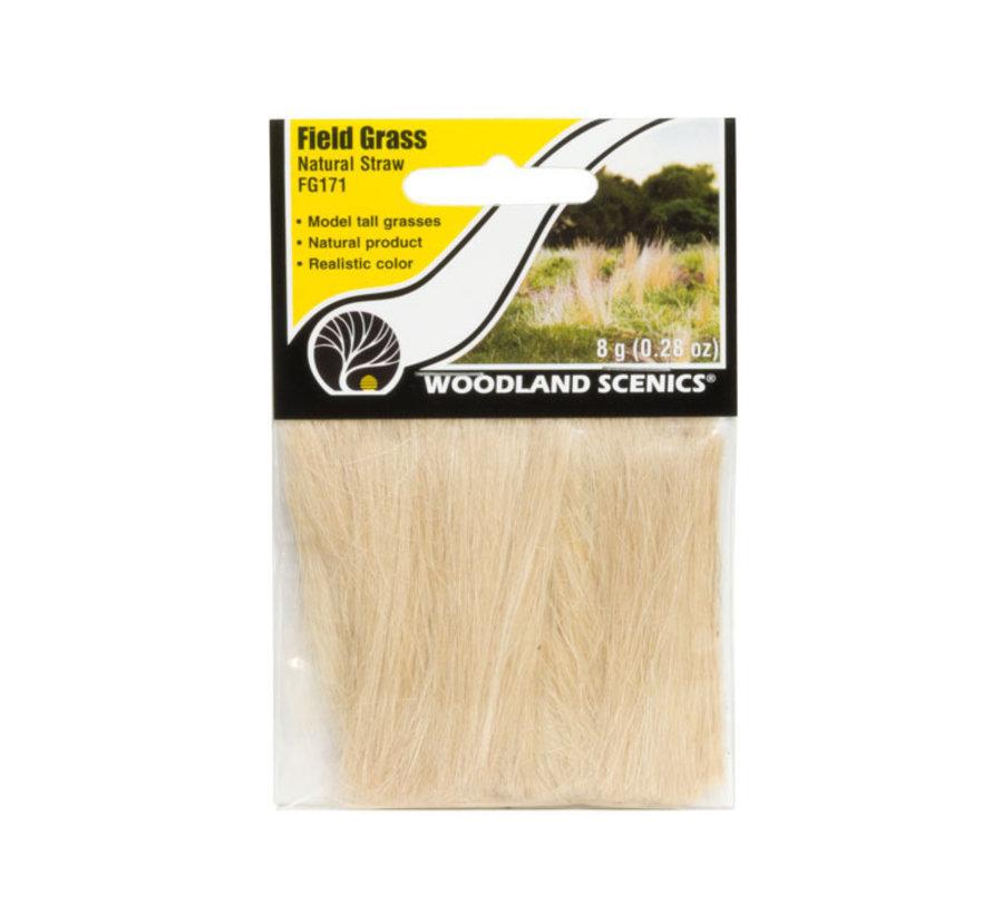Field Grass Natural Straw - WLS-FG171