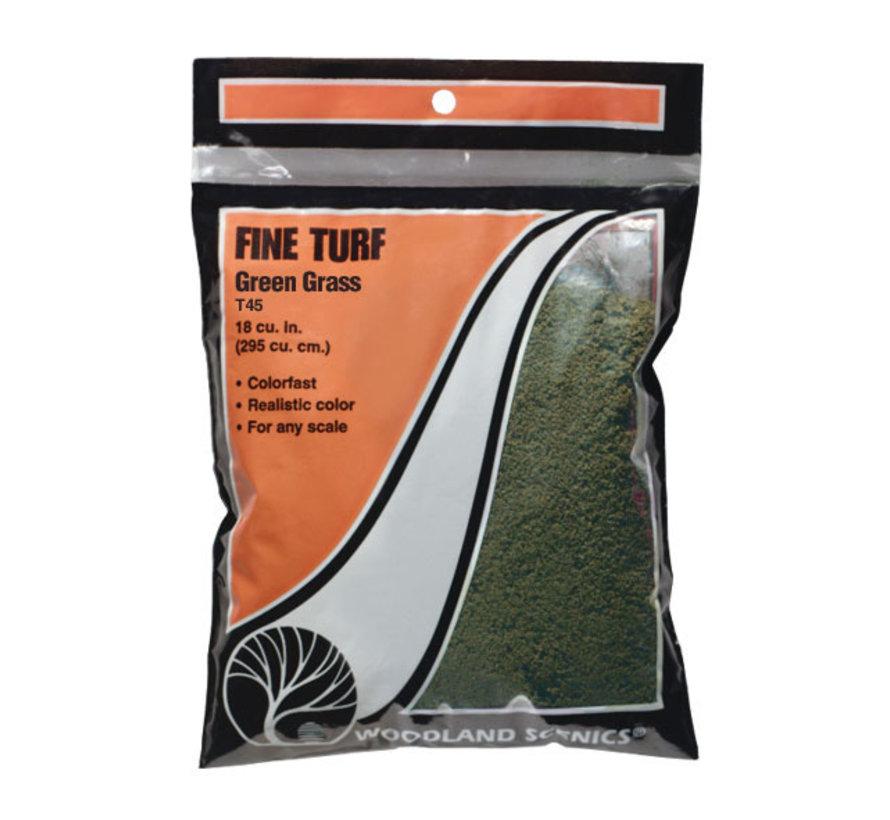Green Grass Fine Turf - 353cm³ - WLS-T45