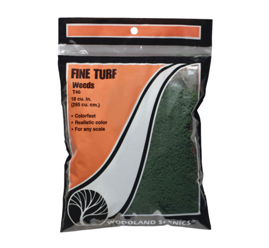 Weeds Fine Turf - 353cm³ - WLS-T46