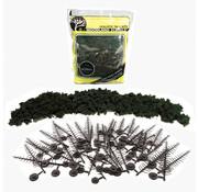 "Woodland Scenics Tree Kits 2.1 / 2 ""-6"" dennen - WLS-TR1113"