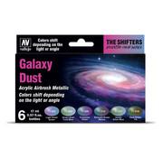 Vallejo The Shifters set Galaxy Dust - 6 kleuren - 17 ml - 77092