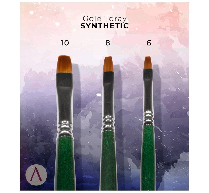 Sceneries and Terrains II-penselen - 3x - SBR-05