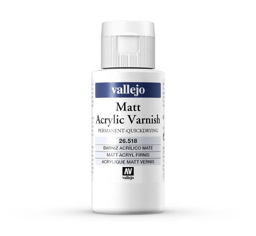 Matte Varnish - Matte vernis - 60ml - 26518
