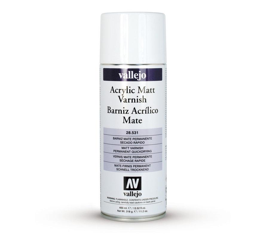 Acrylic Matt Varnish - 400ml - 28531