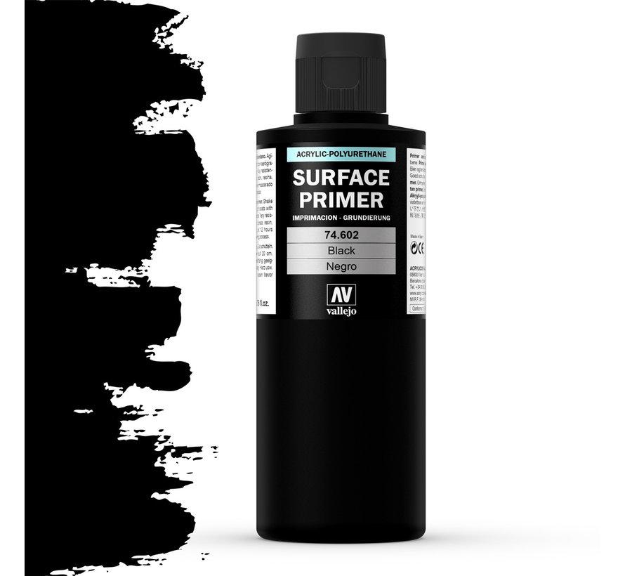 Surface Primer Black - 200ml - 74602