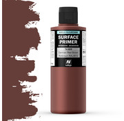 Vallejo Surface Primer German Red Brown - 200ml - 74605