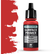 Vallejo Surface Primer Pure Red - 17ml - 70624