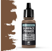 Vallejo Surface Primer Leather Brown - 17ml - 70626