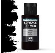 Vallejo Surface Primer Black - 60ml - 73602