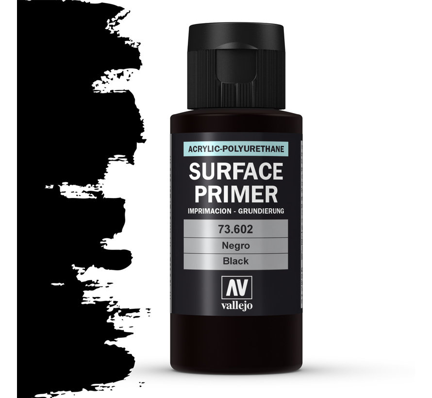 Surface Primer Black - 60ml - 73602