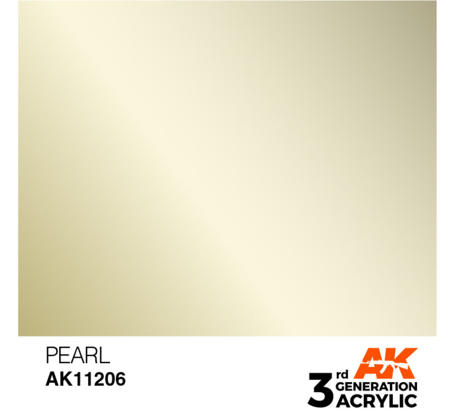 Pearl Metallic Modelling Colors - 17ml - AK11206