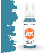 AK interactive Ducat Blue Acrylic Modelling Colors - 17ml - AK11177