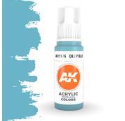 AK interactive Deep Sky Blue Acrylic Modelling Colors - 17ml - AK11176