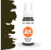 AK interactive Reflective Green Acrylic Modelling Colors - 17ml - AK11158