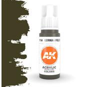 AK interactive German Field Grey Acrylic Modelling Colors - 17ml - AK11154
