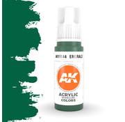 AK interactive Emerald Acrylic Modelling Colors - 17ml - AK11144