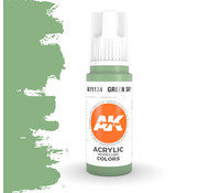 AK interactive Green Sky Acrylic Modelling Colors - 17ml - AK11134