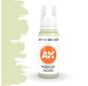 AK interactive Green Grey Acrylic Modelling Colors - 17ml - AK11132