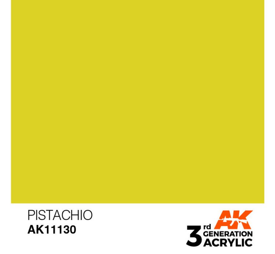 Pistachio Acrylic Modelling Colors - 17ml - AK11130