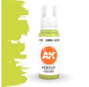 AK interactive Luminous Green Acrylic Modelling Colors - 17ml - AK11128