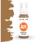 AK interactive Cork Acrylic Modelling Colors - 17ml - AK11119