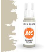 AK interactive Deck Tan Acrylic Modelling Colors - 17ml - AK11114